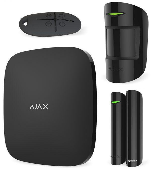 Фото 1 - Ajax StarterKit - комплект охранной сигнализации.