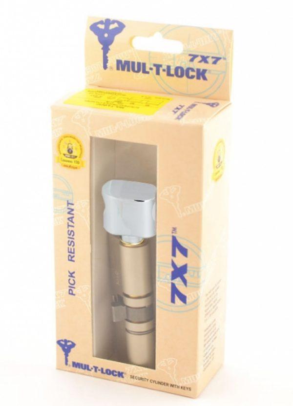 Фото 2 - Цилиндр MUL-T-LOCK DIN_KT 7x7 105 NST 65x40T TO_NC CAM30 5KEY DND77_GREY_INS 0767 BOX_S.