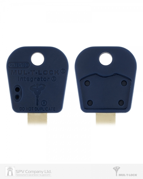 Фото 3 - Цилиндр MUL-T-LOCK DIN_KT INTEGRATOR 85 NST 50x35T TO_NST CAM30 5KEY INTGR_BLUE_INS 376P BOX_C.