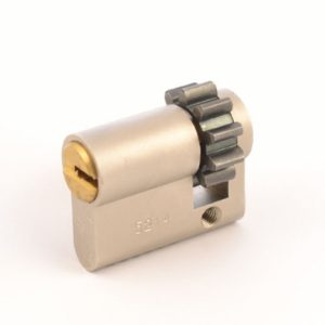 Фото 5 - Цилиндр MUL-T-LOCK DIN_HALF_K 7x7 40,5 NST 31х9,5 CGW 5KEY DND77_GREY_INS 0767 BOX_M.