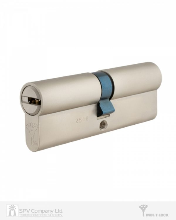 Фото 12 - Цилиндр MUL-T-LOCK DIN_KK INTEGRATOR 105 NST 40x65 CAM30 5KEY INTGR_BLUE_INS 376P BOX_C.