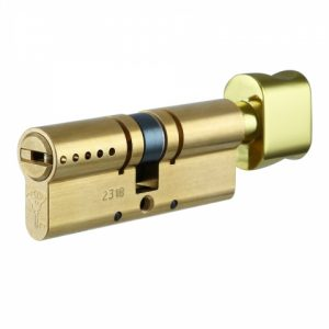 Фото 2 - Цилиндр MUL-T-LOCK DIN_KT XP *INTERACTIVE+ 120 EB 70x50T TO_SB CAM30 3KEY DND3D_BLUE_INS 264S+ BOX_S.