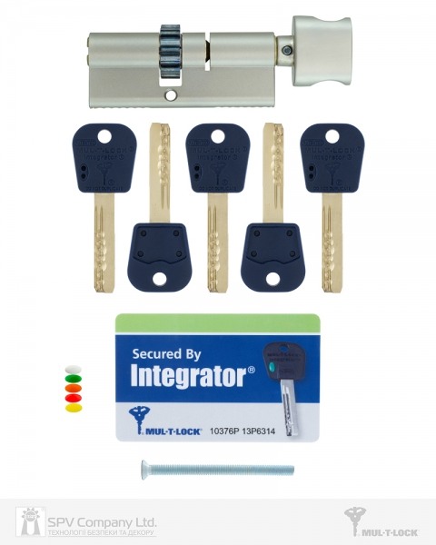 Фото 2 - Цилиндр MUL-T-LOCK DIN_KT INTEGRATOR 80 NST 40x40T TO_NST CGW 5KEY INTGR_BLUE_INS 376P BOX_C.