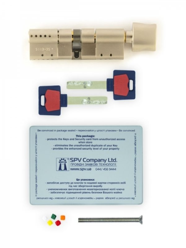 Фото 4 - Цилиндр MUL-T-LOCK DIN_MOD_KT *INTERACTIVE+ 155 NST 75x80T TO_NST CAM30 VIP_CONTROL 2KEY+3KEY DND3D_BLUE_INS 264S+ BOX_S.