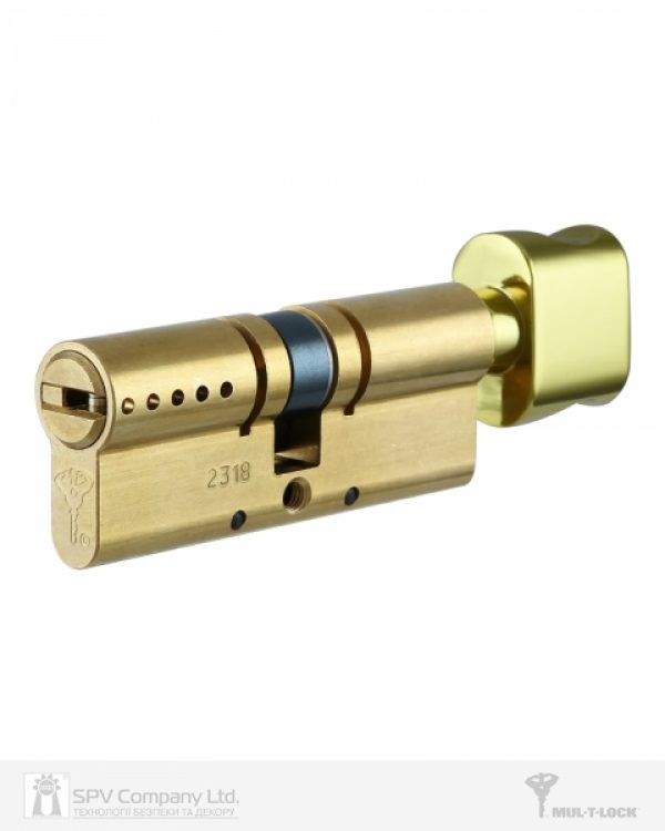 Фото 1 - Цилиндр MUL-T-LOCK DIN_KT XP *INTERACTIVE+ 95 EB 55x40T TO_SB CAM30 3KEY DND3D_BLUE_INS 264S+ BOX_S.