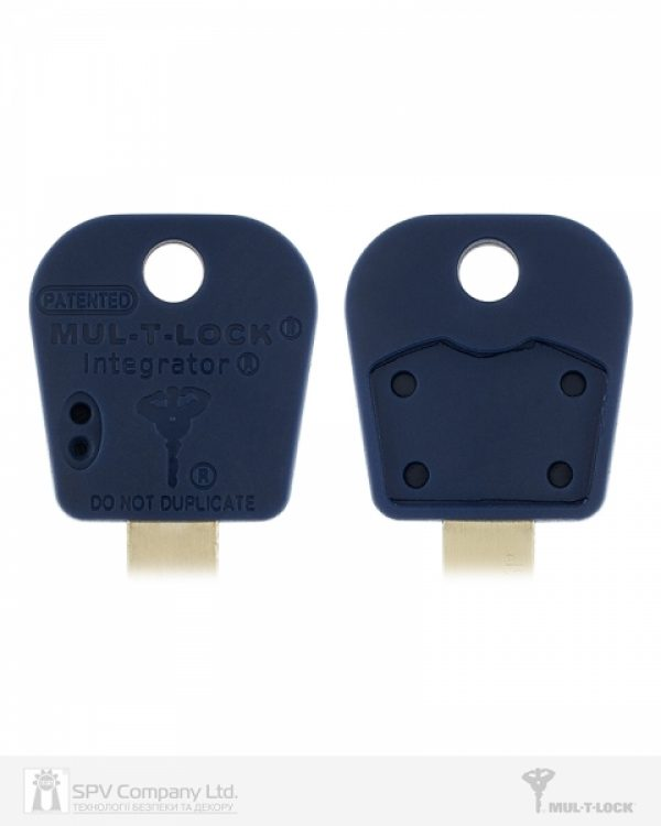 Фото 3 - Цилиндр MUL-T-LOCK DIN_KT INTEGRATOR 95 NST 45x50T TO_NC CAM30 5KEY INTGR_BLUE_INS 376P BOX_C.