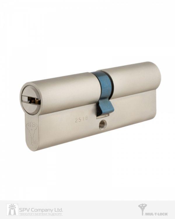 Фото 1 - Цилиндр MUL-T-LOCK DIN_KK INTEGRATOR 105 NST 40x65 CAM30 5KEY INTGR_BLUE_INS 376P BOX_C.