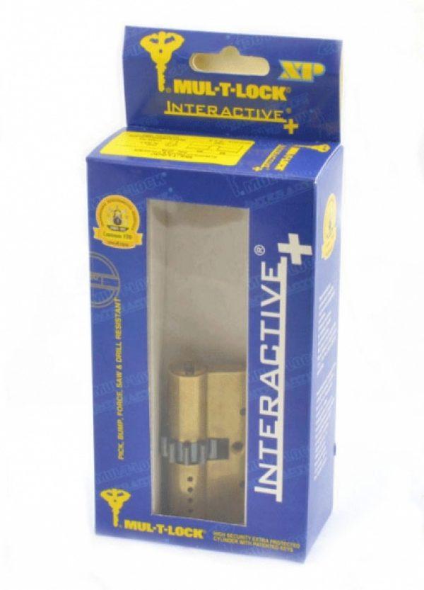 Фото 4 - Цилиндр MUL-T-LOCK DIN_KK XP *INTERACTIVE+ 62 EB 31x31 CGW 3KEY DND3D_BLUE_INS 264S+ BOX_S.