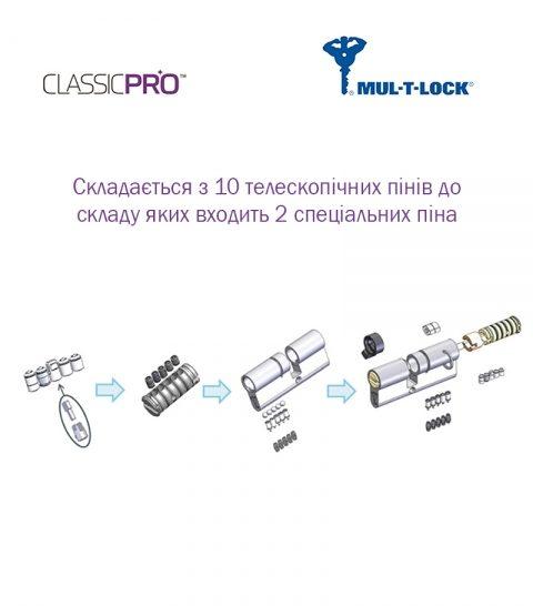 Фото 11 - Цилиндр MUL-T-LOCK DIN_MOD_KK *ClassicPro 155 EB 75x80 CAM30 3KEY DND3D_PURPLE_INS 4867 BOX_S.