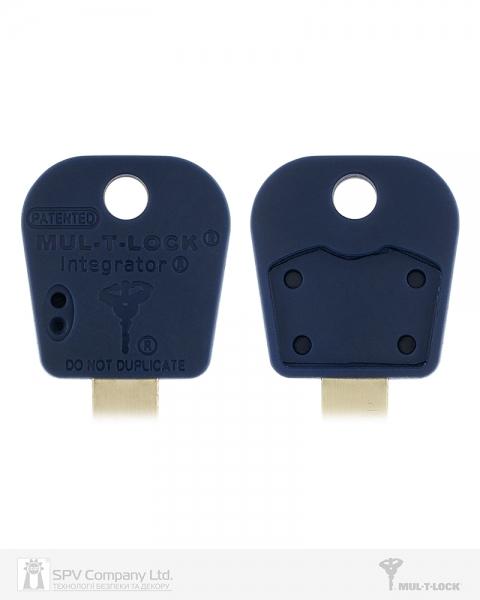 Фото 4 - Цилиндр MUL-T-LOCK DIN_KT INTEGRATOR 95 NST 45x50T TO_NST CAM30 5KEY INTGR_BLUE_INS 376P BOX_C.
