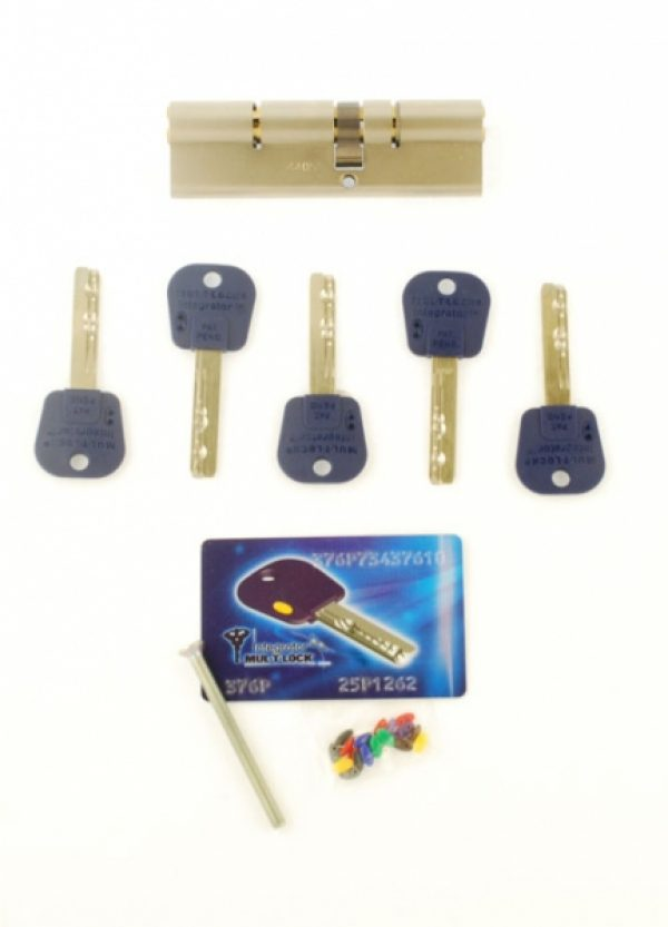 Фото 2 - Цилиндр MUL-T-LOCK DIN_KK INTEGRATOR 105 NST 40x65 CAM30 5KEY INTGR_BLUE 376P BOX_M.