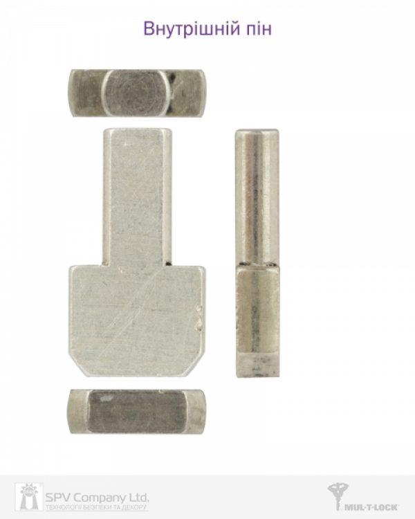 Фото 15 - Цилиндр MUL-T-LOCK DIN_KT XP *ClassicPro 100 EB 50x50T TO_SB CAM30 3KEY DND3D_PURPLE_INS 4867 BOX_S.