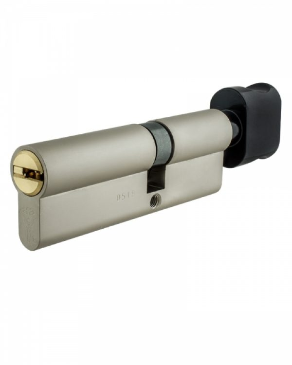 Фото 1 - Цилиндр MUL-T-LOCK DIN_KT 7x7 80 NST 45x35T TO_BE CAM30 5KEY DND77_GREY_INS 0767 BOX_C.