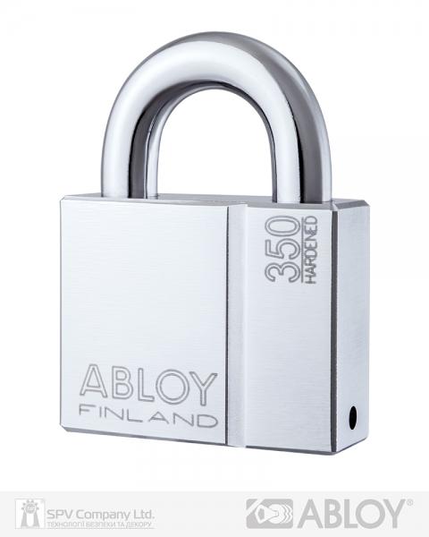 Фото 11 - Замок навесной ABLOY PL350 SENTRY BA66EE 2KEY STR B NR shackle 25мм BOX 14мм.