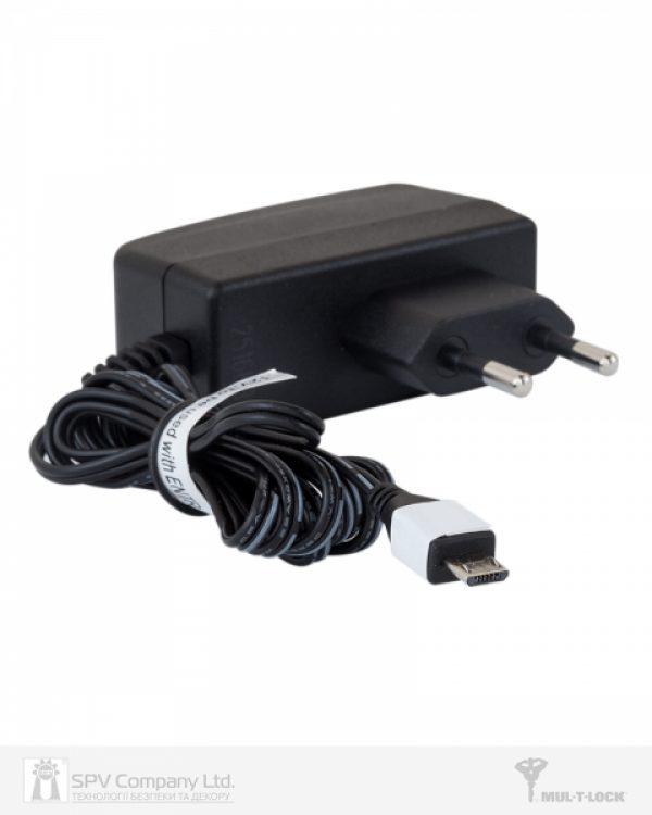 Фото 3 - Зарядное устройство MUL-T-LOCK ENTR к контроллеру 12Vdc.