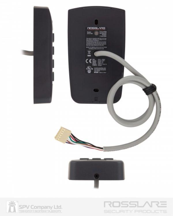 Фото 6 - Электронный контроллер ROSSLARE AYC-F64 автономный повышенной безопасности внешний код+карта EM-MARINE 125Khz.