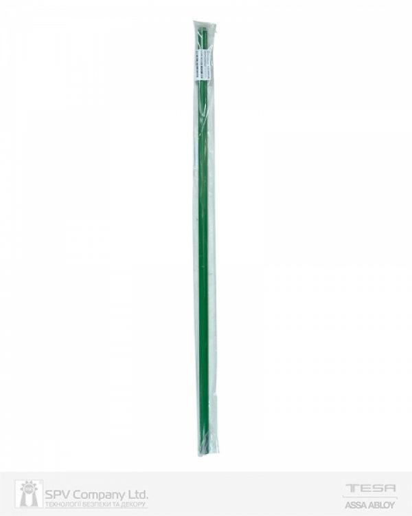 Фото 3 - Ручка TESA BARH1400 (штанга к серии Universal) V V: green (RAL 6002) 1400мм.