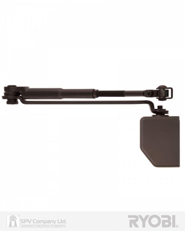 Фото 4 - Доводчик накладной RYOBI *1500 DS-1554 DARK BRONZE STD HO ARM EN 2/3/4 до 80кг 1100мм.