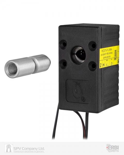 Фото 4 - Замок электромеханический ERBI INT 7 VO MI UNIV SOL 12VDC для шкафов датчики положения ригеля, без ридера и контроллера.