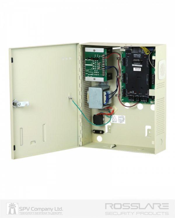 Фото 8 - Электронный контроллер ROSSLARE AC-225IP-E внутренний сетевой в корпусе, с IP-модулем.