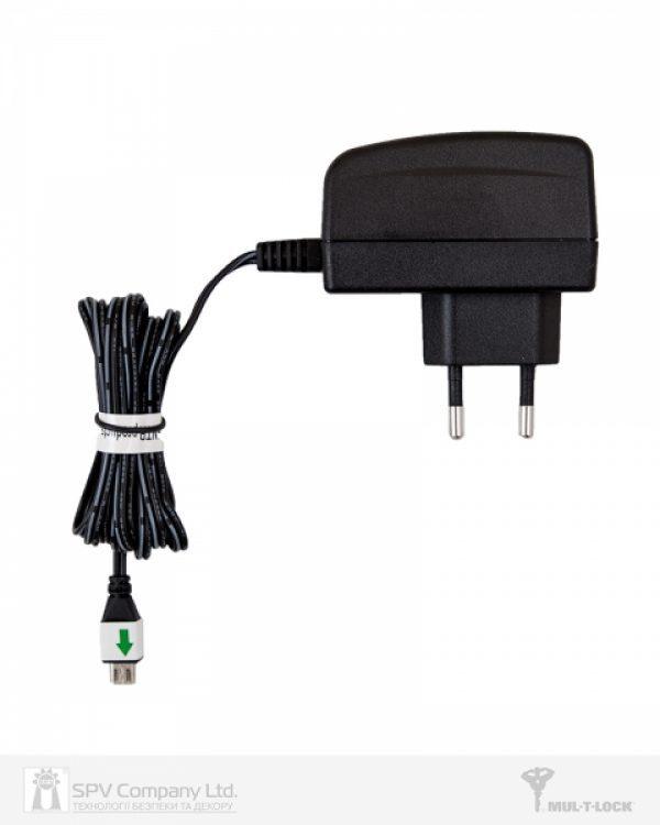 Фото 4 - Зарядное устройство MUL-T-LOCK ENTR к контроллеру 12Vdc.
