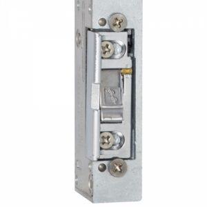Фото 10 - Защелка электромеханическая EFF EFF 621 -A71 FaFix (W/O SP 10-24V AC/DC) НЗ А универсальная стандартная.
