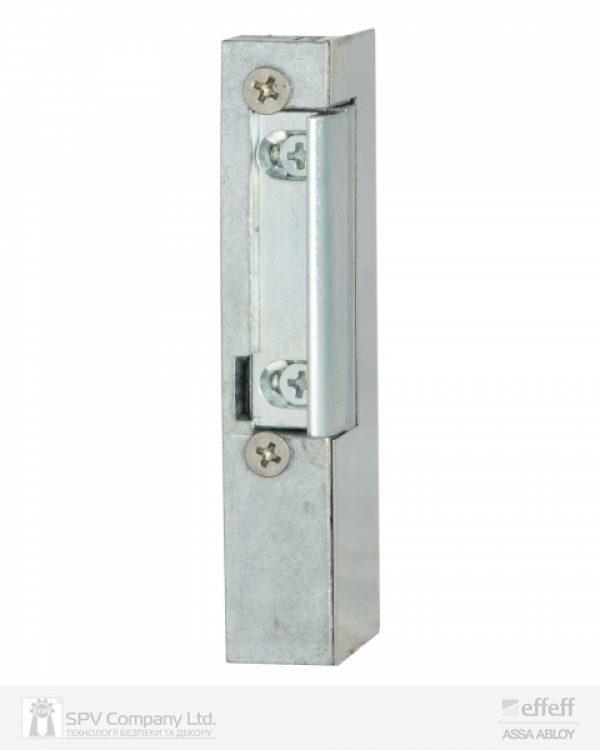 Фото 9 - Защелка электромеханическая EFF EFF 19 AV    R11 FaFix (W/O SP 8-16V) НЗ для профильных дверей.