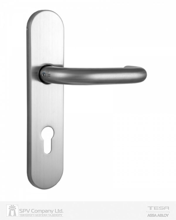 Фото 1 - Ручка TESA внешняя SDF32EXIS16 (85мм MUV CYL HOLE) I I: stainless steel 8мм.