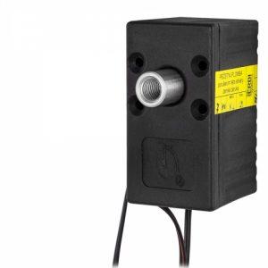 Фото 11 - Замок электромеханический ERBI INT 7 VO MI UNIV SOL 12VDC для шкафов датчики положения ригеля, без ридера и контроллера.