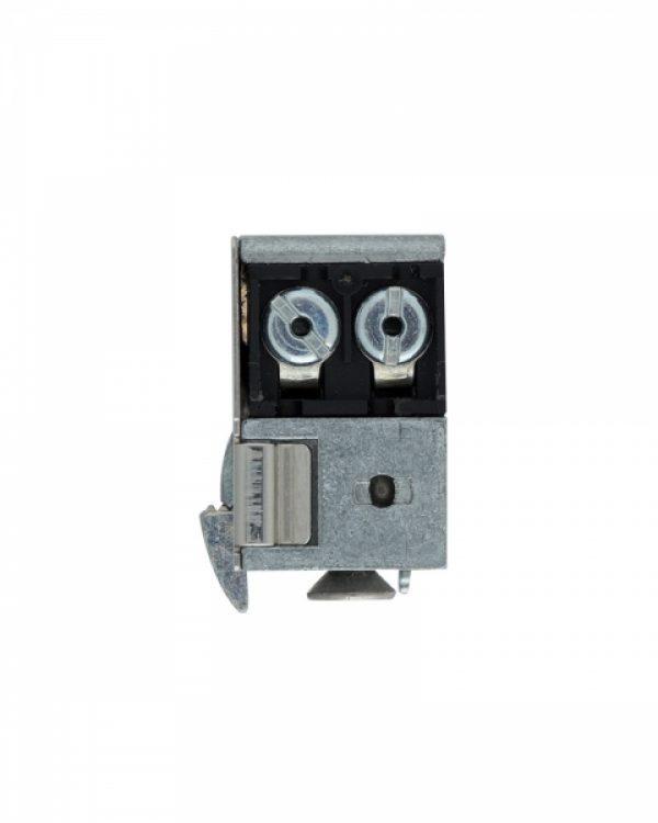 Фото 3 - Защелка электромеханическая EFF EFF 118 E    A71 FaFix (W/O SP 10-24V AC/DC) НЗ Е универсальная с узким корпусом.