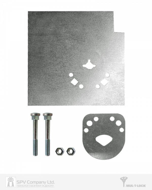 Фото 3 - Пластина MUL-T-LOCK OMEGA защитная дверная WA706-00.