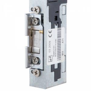 Фото 19 - Защелка электромеханическая EFF EFF 611 -A71 FaFix (W/O SP 10-24V AC/DC) НЗ универсальная стандартная.