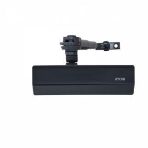 Фото 14 - Доводчик накладной RYOBI *1500 DS-1554 GREY ANTHRACITE STD HO ARM EN 2/3/4 до 80кг 1100мм.