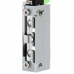 Фото 21 - Защелка электромеханическая EFF EFF 138.23 -69135-E91 ProFix 2 FaFix (WITH SP 12V DC, Monitoring contact) НВ универсальная с узким корпусом.