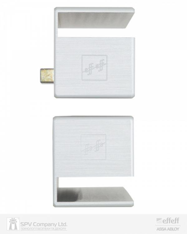 Фото 5 - Защелка электромеханическая EFF EFF 9314VGL 10 -E31 (12V DC Ee UNIV 10мм) НЗ для стеклянных дверей.