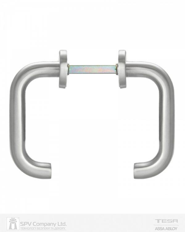 Фото 5 - Набор фурнитуры ISEO 032412 (72мм MUV-MUV CYL HOLE) I I: stainless steel 9мм.