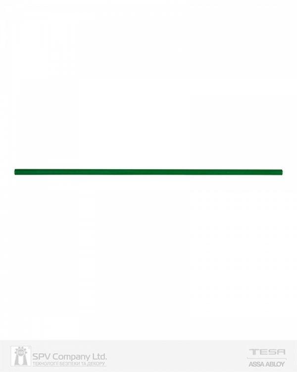 Фото 2 - Ручка TESA BARH1400 (штанга к серии Universal) V V: green (RAL 6002) 1400мм.