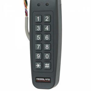 Фото 27 - Электронный контроллер ROSSLARE AC-G43 автономный внешний код.