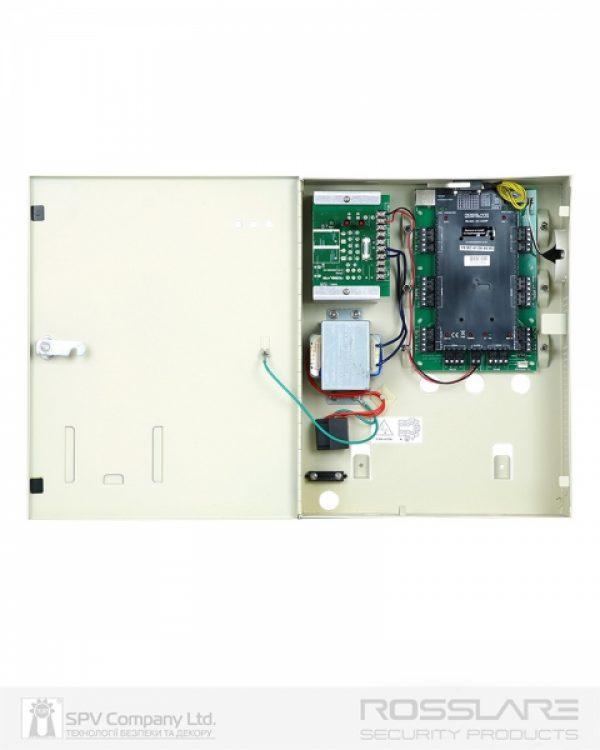 Фото 9 - Электронный контроллер ROSSLARE AC-225IP-E внутренний сетевой в корпусе, с IP-модулем.