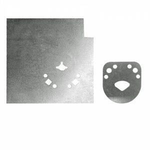 Фото 13 - Пластина MUL-T-LOCK OMEGA защитная дверная WA706-00.