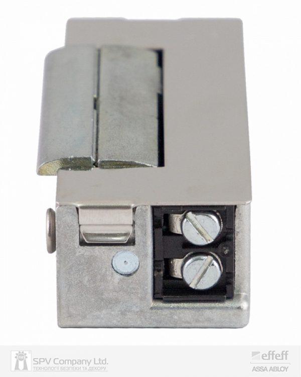 Фото 2 - Защелка электромеханическая EFF EFF SPE71 -A71 FaFix (W/O SP 10-24V AC/DC) НЗ универсальная стандартная с защитным диодом.