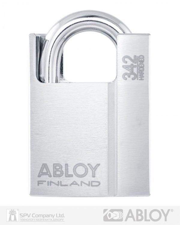 Фото 2 - Замок навесной ABLOY PL342 *PROTEC2 TA77ZZ M/S NR shackle 25мм 10мм BOX.