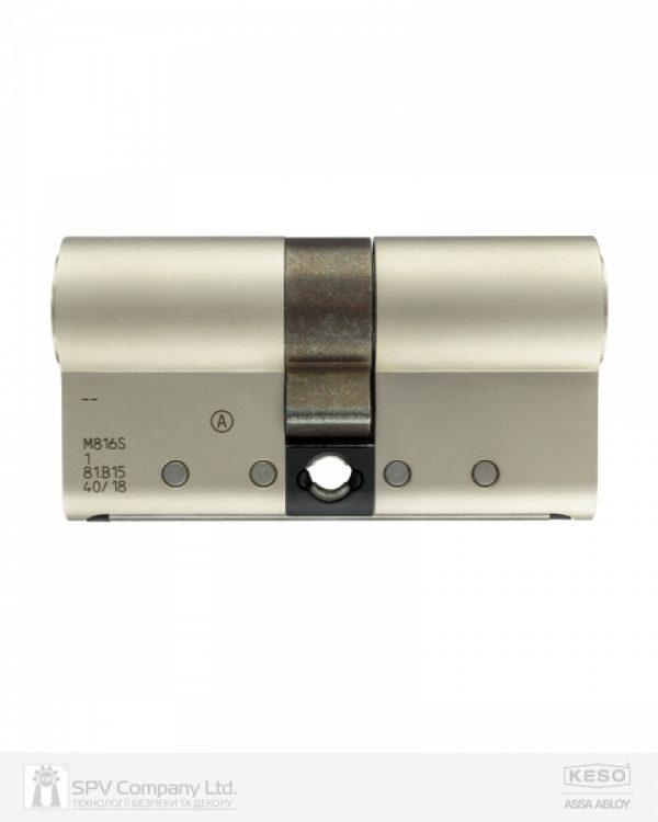 Фото 6 - Цилиндр KESO DIN_MOD_KK B 8000_Ω2 100 NM 50x50 CAM30 3KEY TR_PETROL _EXTRALONG_42,5mm 1832 BOX.
