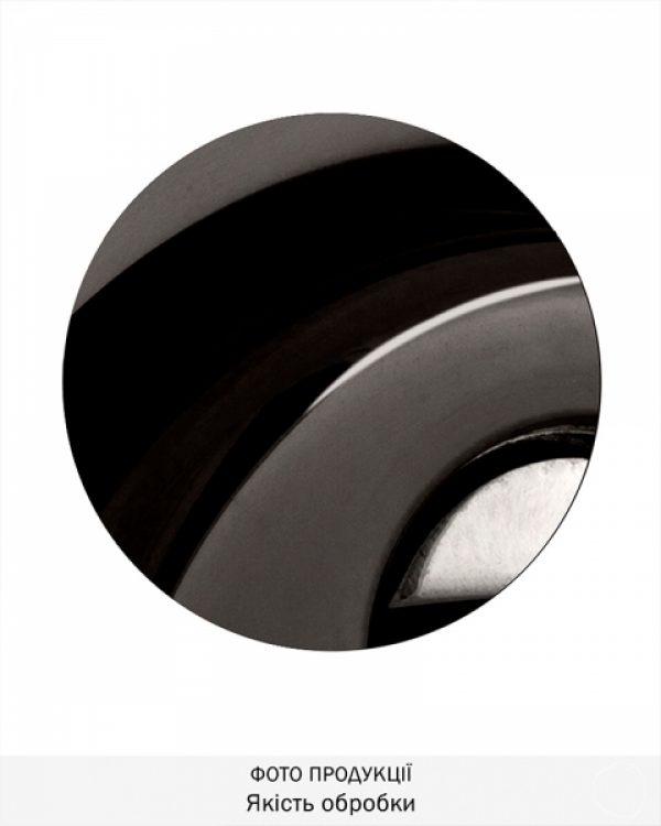 Фото 5 - Протектор DISEC SFERIK BDS16/4 DIN OVAL 25мм Хром чорний 3клас 8 Комплект.