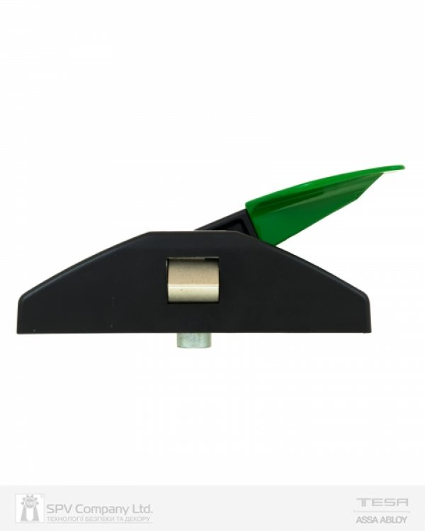 Фото 8 - Замок TESA для запасного выхода накладной TP91008 NV N: black (RAL 9005)/ V: green (RAL 6002) 1 Locking 8мм.