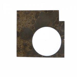 Фото 22 - Пластина MUL-T-LOCK OMEGA+DIN защитная дверная WA204-00.
