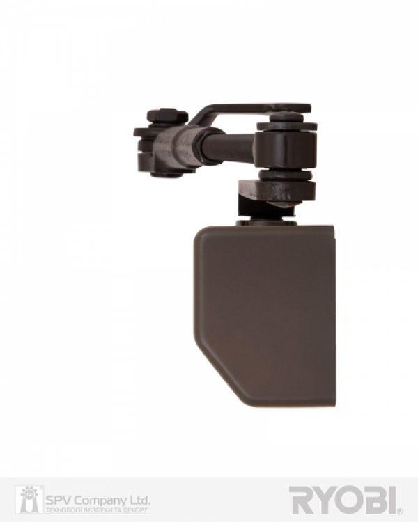 Фото 3 - Доводчик накладной RYOBI *1500 DS-1554P DARK BRONZE PRL HO ARM EN 2/3 до 60кг 965мм.