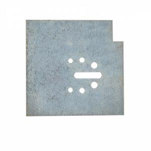 Фото 15 - Пластина MUL-T-LOCK MATRIX защитная дверная А706-02.