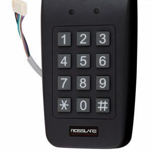 Фото 14 - Электронный контроллер ROSSLARE AYC-F64 автономный повышенной безопасности внешний код+карта EM-MARINE 125Khz.