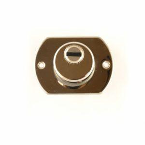 Фото 24 - Протектор MUL-T-LOCK WA503-02 DIN от 23мм Хром полірований BRIGHT CR Внутренний.